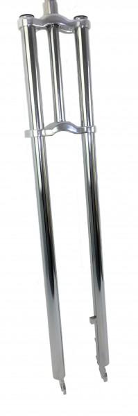 Doppelbrückengabel, edel und supercool lang 830 mm