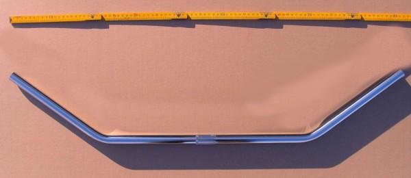 Lenker Dragbar, verchromt, 90 cm