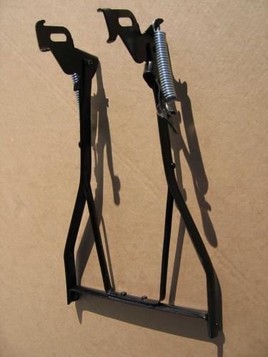 Hinterbau - Doppelständer, 28 Zoll