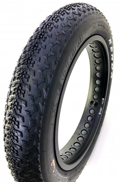 204 Kenda GIGAS Reifen 20 x 4.0 reinschwarz