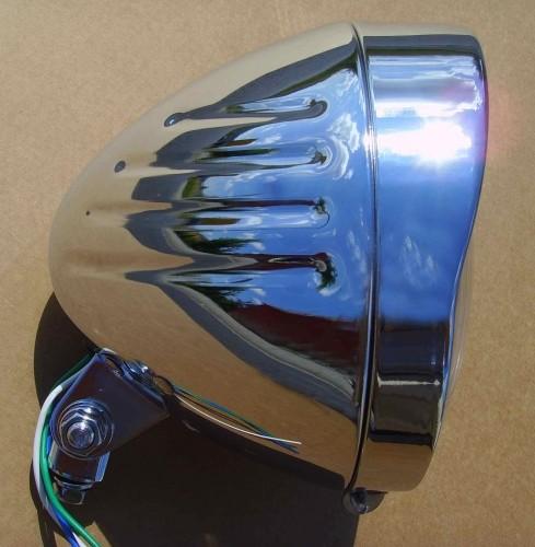 Frontscheinwerfer Motobike 17 cm Durchmesser