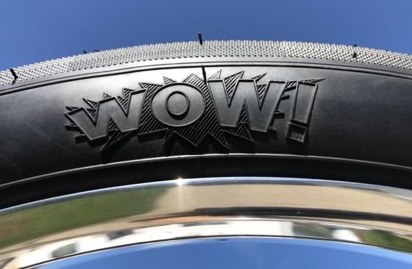 Reifen WOW 26 x 3.45 schwarz