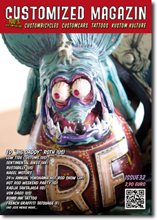 Customized Magazin Ausgabe 32