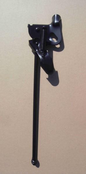 Seitenständer, 28 Zoll, mit Arretierung, schwarz