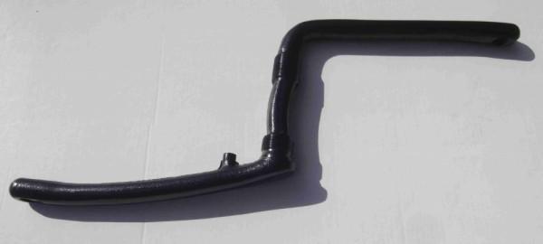 One piece Crank, 175 mm Kurbelgarnitur aus einem Stück schwarz