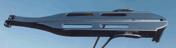 Electra Gepäckträger, Torpedo schwarz, original Cruiser, 24/26