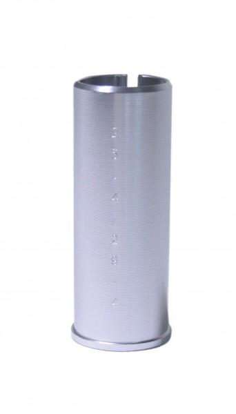 Sattelstützbeilage Distanzhülse 25,4 mm auf 28,4 mm