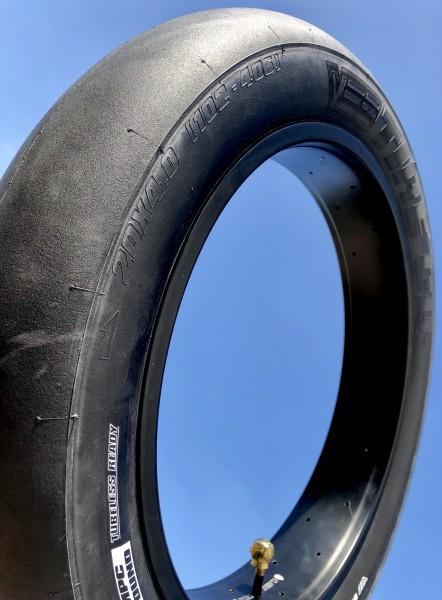 204 Vee Rubber Apache Fatty Slick Reifen 20 x 4 Zoll