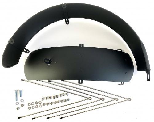 Länge 235 c Pannenschutzeinlage 100 mm breit für Fat Bike Reifen von 20-29 Zoll